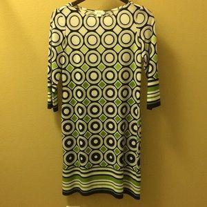 Versatile Slip-on Dress for Work or Play